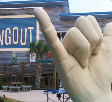 the hangout gulf shores al
