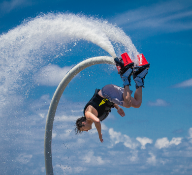 flyboarding orange beach al