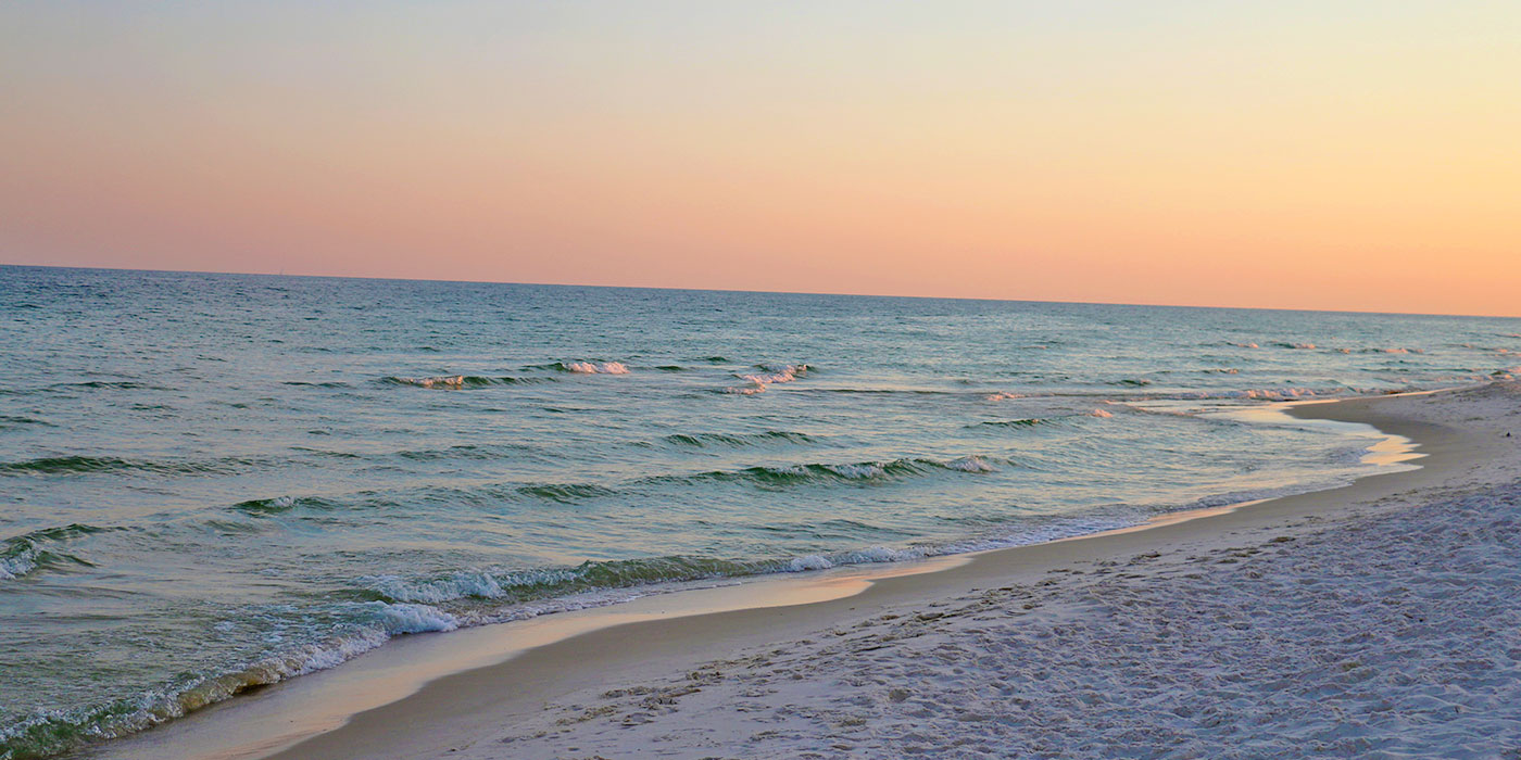 Hilton Garden Inn Orange Beach AL Gulf Shore Sunset