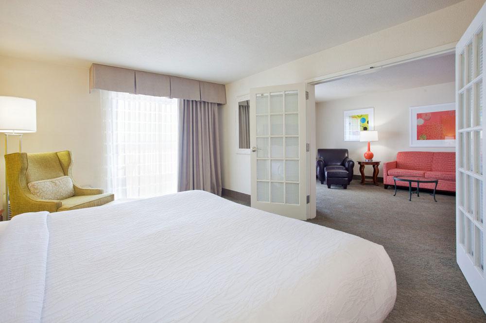 One Bedroom Hotel Suite Hilton Garden Inn Orange Beach