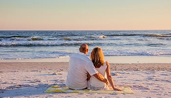 Hilton Garden Inn Orange Beach AL Romance Package